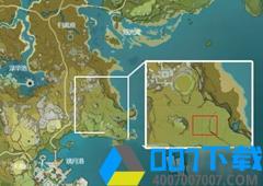 原神地脉淤积点在哪 淤积