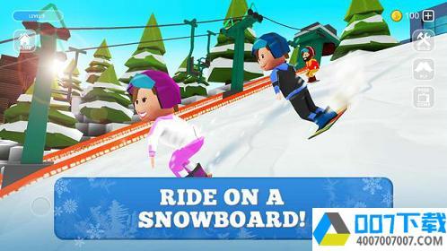 滑雪板世界app下载_滑雪板世界app最新版免费下载