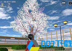 樱花校园模拟器迷路的人在