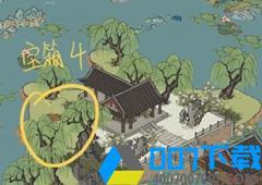 江南百景图钱塘门岛上的宝