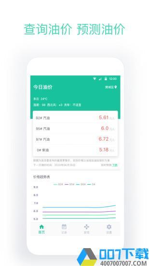今日油价查询app下载_今日油价查询app2021最新版免费下载