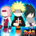 火柴人忍者3v3游戏手游_火柴人忍者3v3游戏2021版最新下载